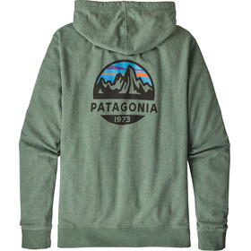 Patagonia Fitz Roy Scope Lightweight Full-Zip Hoody Men Pesto